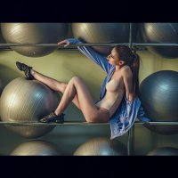 Fitnes gym :: Vitaly Shokhan