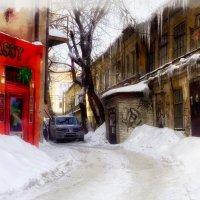 В городе НН зима :: Микто (Mikto) Михаил Носков