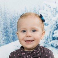 Сколько счастья в улыбке ребенка :: Екатерина Гриб