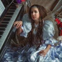 Дочь эпохи возрождения :: Дмитрий Головин