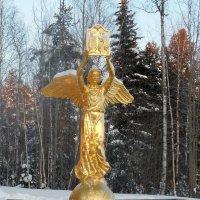 Ангел-хранитель семьи, любви и верности :: Наталья Пендюк Пендюк