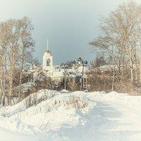 Зимний город :: Роман Царев