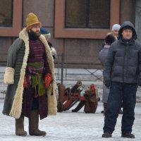 Холодно :: Savayr