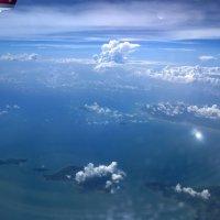 Пролетая над райскими островами. :: Лариса (Phinikia) Двойникова