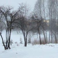 Утро :: Юрий Бондер
