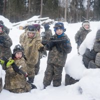 зимние забавы :: Alena Kindruk