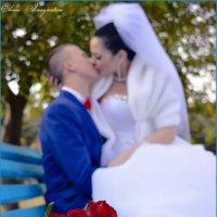 Моя первая свадьба :: Эльвина Серафимова