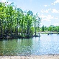 Хрустально Озеро летом :: Павел и Валерия Красношлык