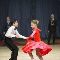 Танец :: Борис Гольдберг