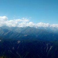 Высоко в горах :: Николай Ярёменко