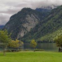 Озеро Кёнигзее :: Olga F