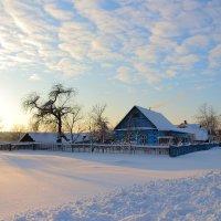 Однажды морозным вечером... :: Anna P