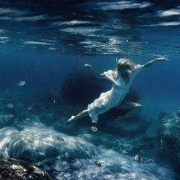 Dance under water :: Дмитрий Лаудин