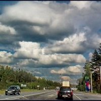 Трасса Скандинавия :: Светлана