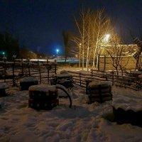 Зимний вечер :: Людмила