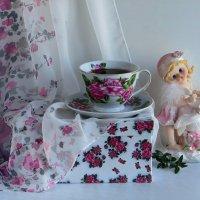 Чай в любимой чашке :: Татьяна Смоляниченко