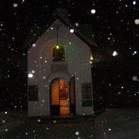 Новый год в монастыре :: Марина Домосилецкая