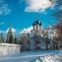 Церковь Казанской иконы Божией матери в Коломенском :: Alexander Petrukhin