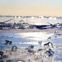 Лёд :: MarinaZi .