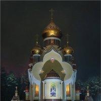 Зимний Храм. (Славутич) :: Константин Ушмаев