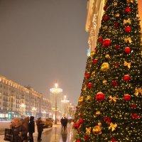 Новогодняя Тверская :: Константин Поляков