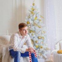 Юный и новогодний! :: Евгения Кожемяченко