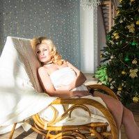 Новогоднее утро :: Ксения Остапенко