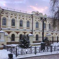 Музей истории г. Иркутска им. А.М. Сибирякова :: Андрей Шаронов
