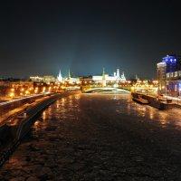 Москва.30.01.2017.( 6:30 утра. -13 С ). :: Виталий Виницкий