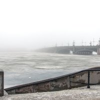 Мост в туман :: Valerii Ivanov