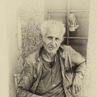 Старый одессит. :: Вахтанг Хантадзе