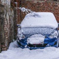А снег идет :: Игорь Сикорский