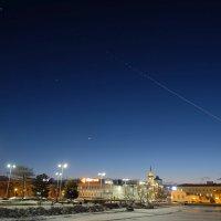 Луна, Венера, самолёт :: StudioRAK Ragozin Alexey