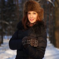 Зимнее воскресенье :: М. Дерксен Derksen