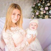малышка и мама :: Анна Сороко