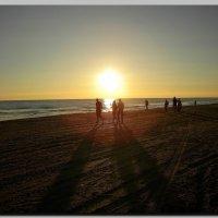 вечерние  прогулки у  моря. :: Ivana