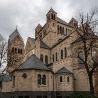 Собор святого Антония, Дюссельдорф :: Witalij Loewin