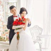 Свадьба  Алексея и Татьяны :: Андрей Молчанов