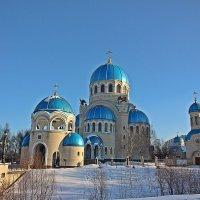 Храм в  честь  Тысячелетия Крещения Руси ! :: Виталий Селиванов