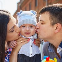 Счастливые родители :: Юлия Куракина