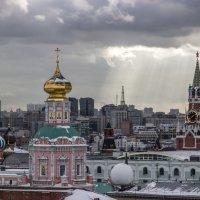 Москва златоглавая :: Elena Ignatova
