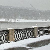 А снег идёт... :: Владимир однакО...