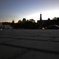 Площадь Свободы в Полоцке :: Вера Аксёнова