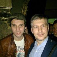 С актером Александром Устюговым :: Аlexandr Guru-Zhurzh