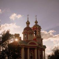 Храм Пантелеимона Целителя (3) :: дмитрий панченко
