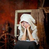 Моя очаровательная Золушка Валерия :: Кристина Беляева