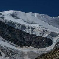 Актру. Ледники и ледопады :: Виктор Четошников