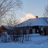 Занесенные снегом :: Сергей