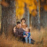 Осенний портрет :: Мария Ефремкина