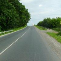 Эх , дороги ........... :: Андрей  Васильевич Коляскин